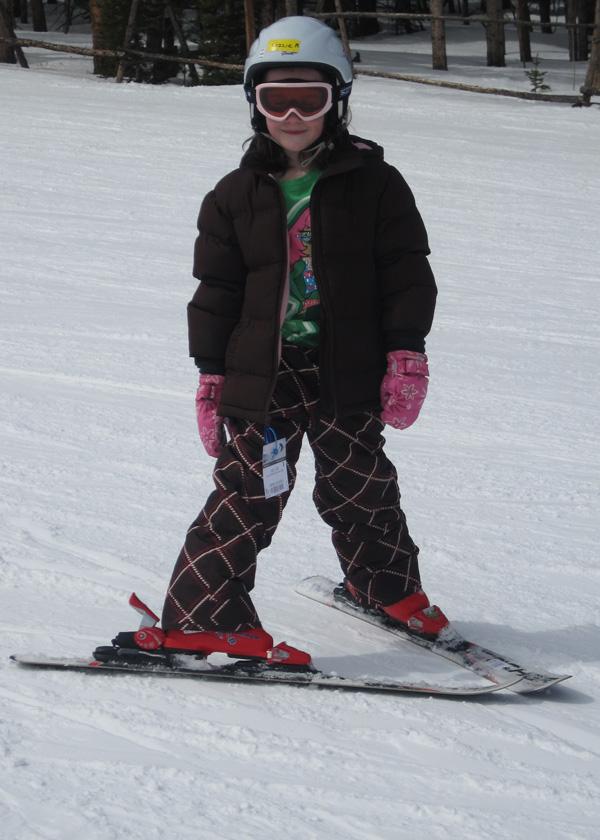 #2 skiing