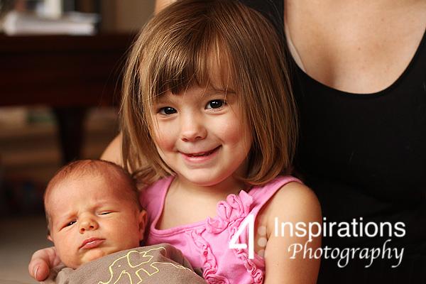 Baby Garrison + Peyton