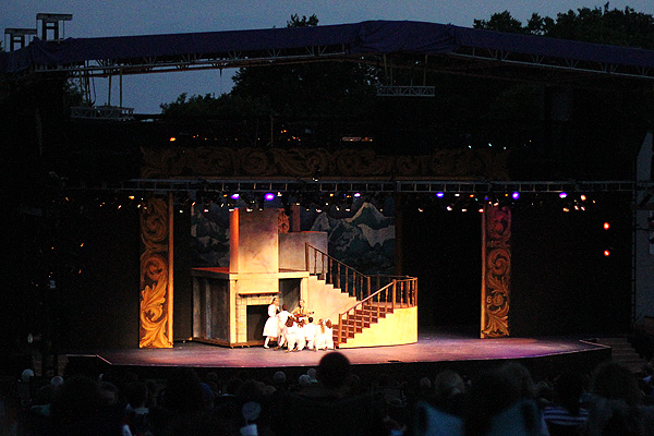 Shawnee Mission Theater in the Park