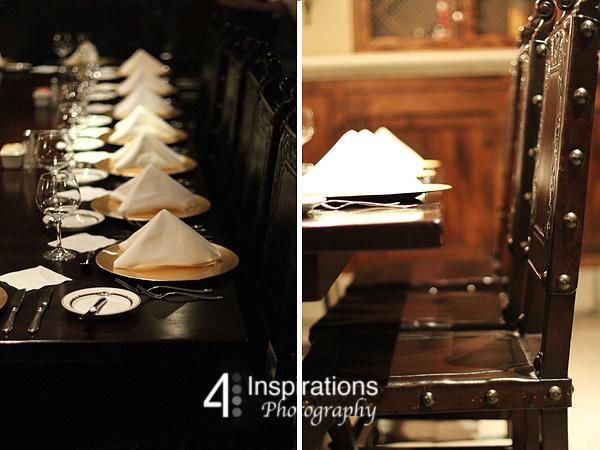 12 dinner