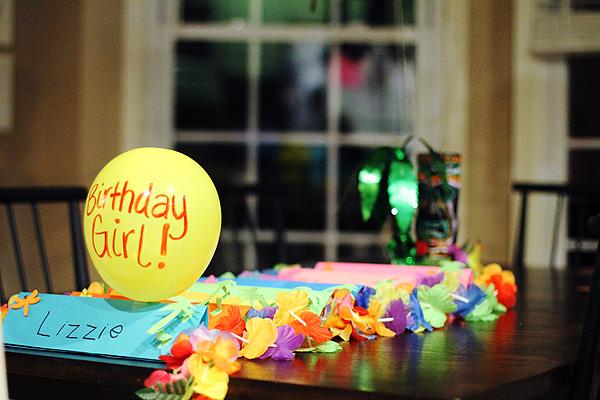 Birthday Party 4
