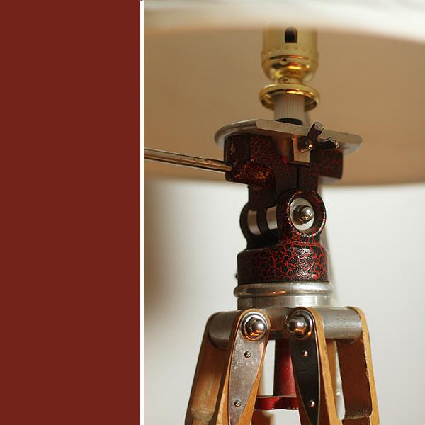 Tripod Lamp 6