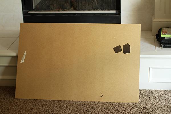 Upholstered headboard 2