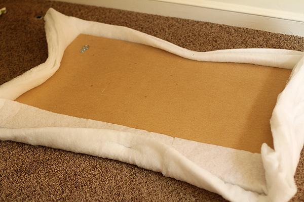 Upholstered headboard 4
