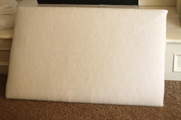 Upholstered headboard 7