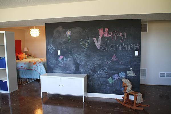 Chalkboard Wall 4
