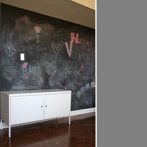 Chalkboard Wall 5
