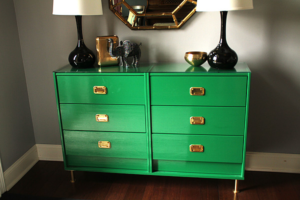 Thrifty Thursday: Campaign Dresser (Ikea Rast Hack) And How To Attach  Hardware   Suzanne McGrath Photography