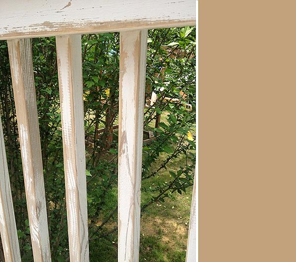 Before-Deck Railing