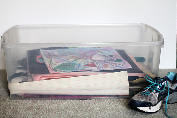 Large artwork storage 1