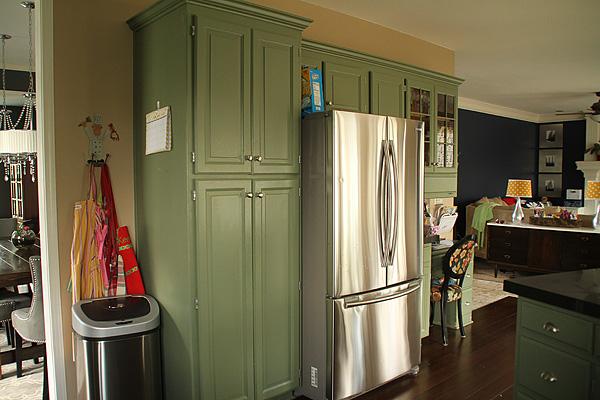 3 Kitchen Before
