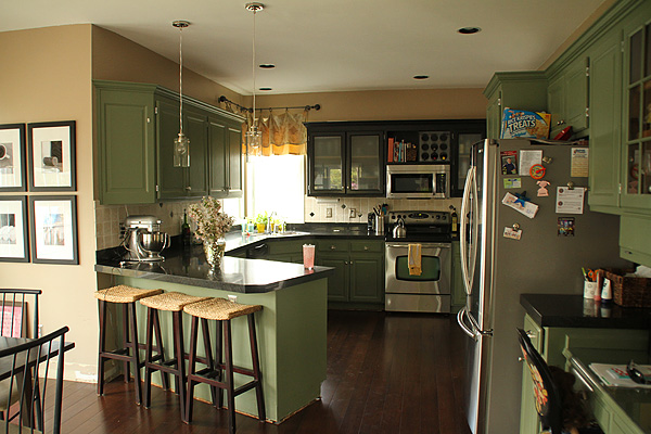1 Kitchen Before