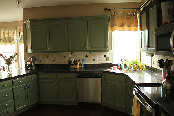 2 Kitchen Before