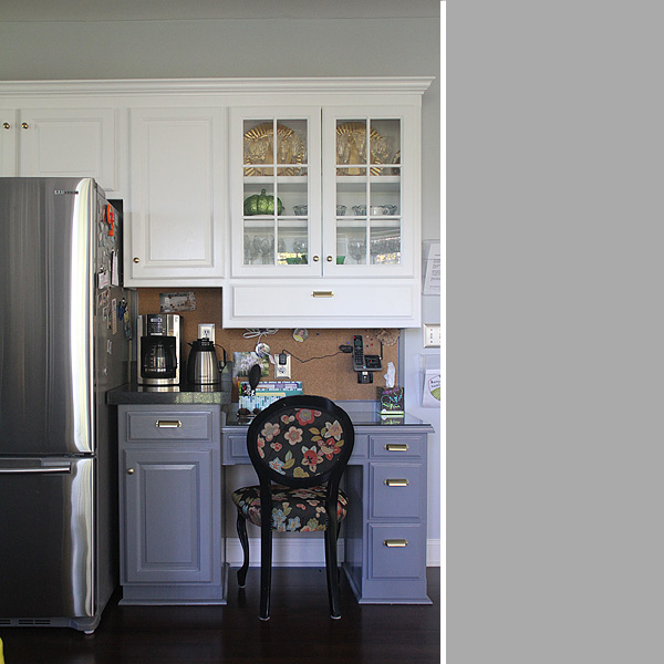 Thrifty Thursday...Painted Kitchen Cabinets