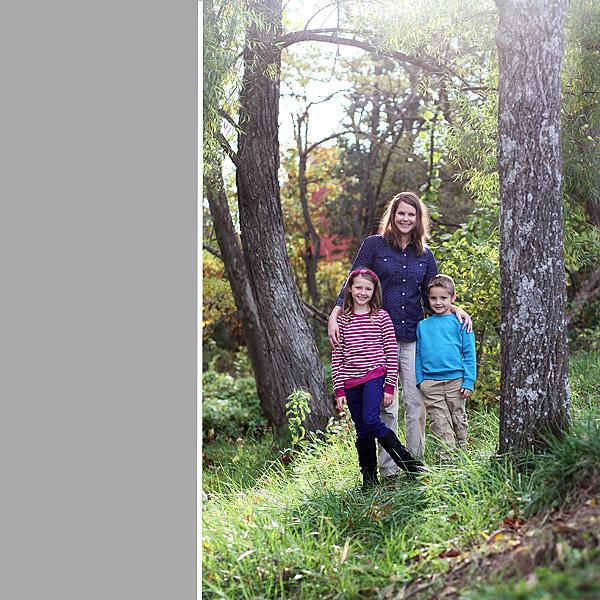 Aimee and the kids