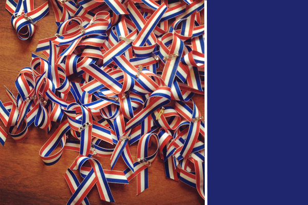 Vets Day Ribbons