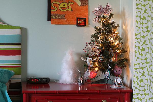 #1's Christmas Tree