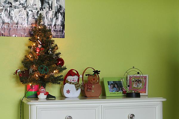 #2's Christmas Tree