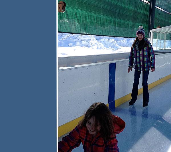 #1 ice skating