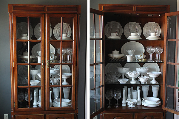Superieur Cherry China Cabinet