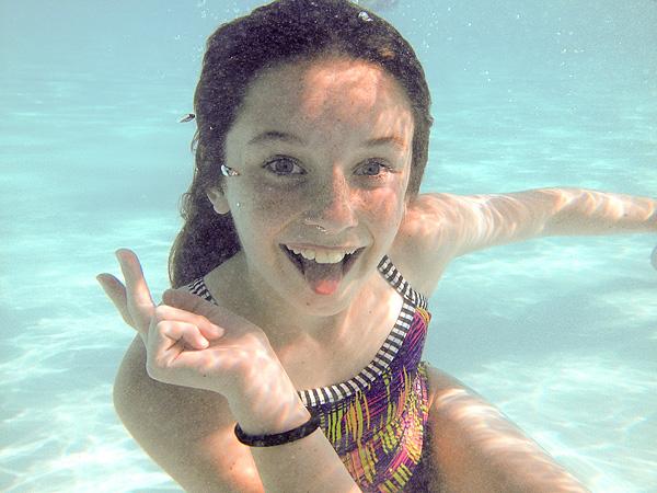 #2 under water