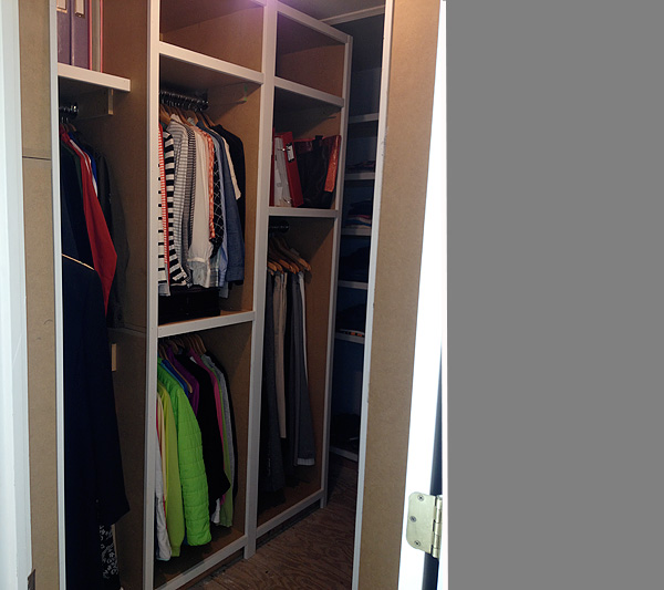 Closet Remodel 3