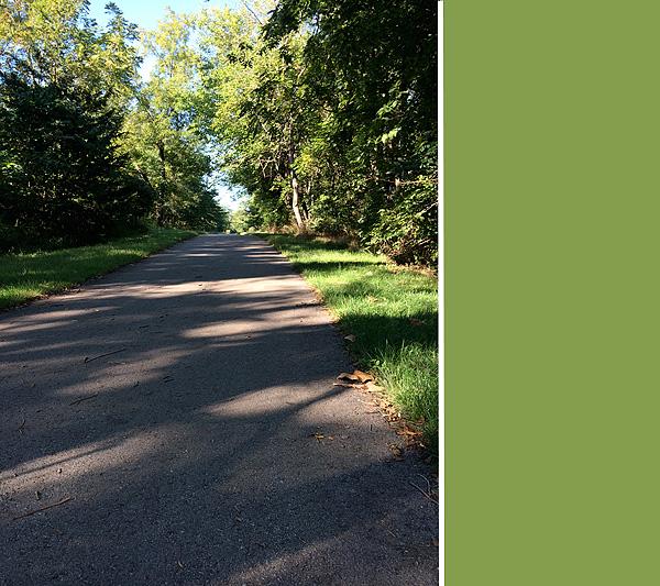 Overland Park bike trails