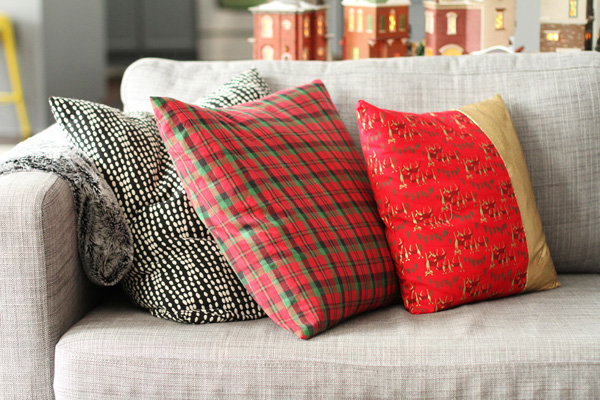 Christmas Pillows 1
