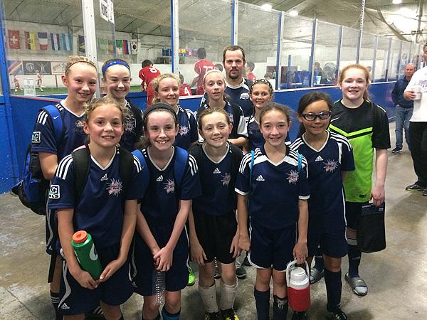 Indoor Soccer Champs
