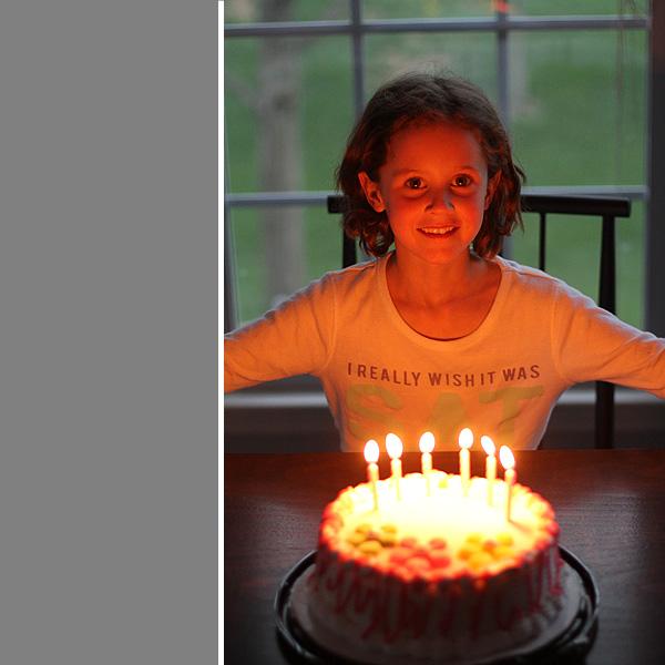 #4's Birthday