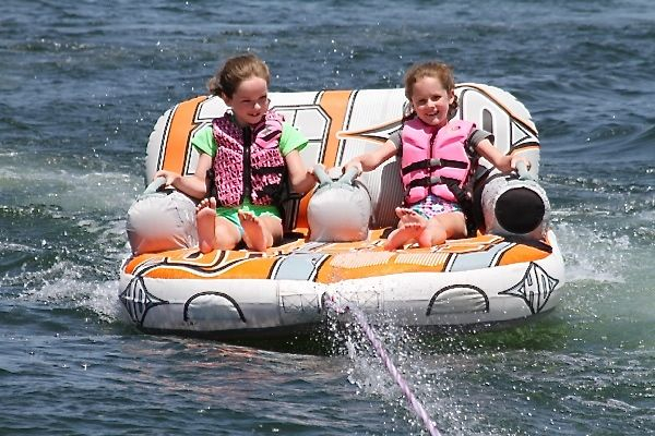The Littles tubing