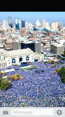 The Royals Parade 2