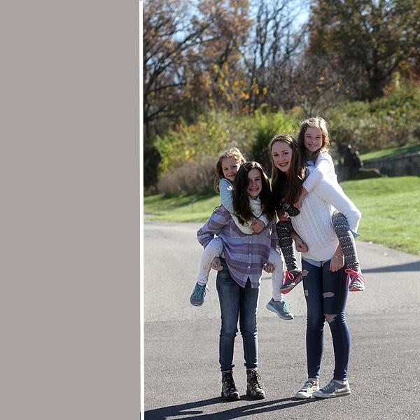 My 4 girls