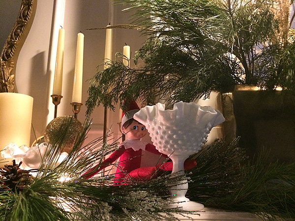 Elf on the Shelf 1