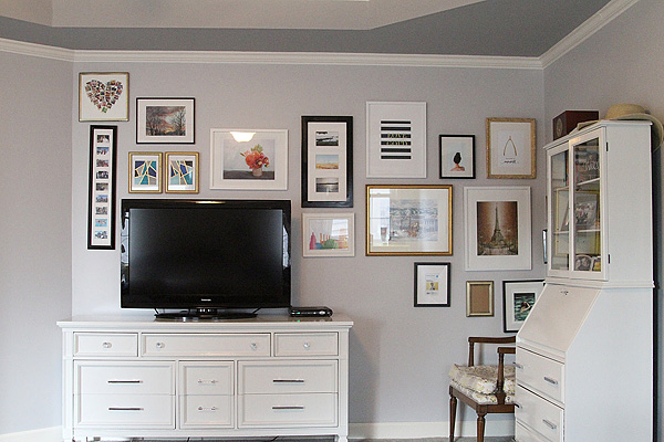Master Gallery Wall