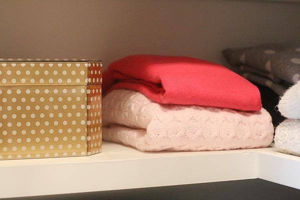 My shelves detail