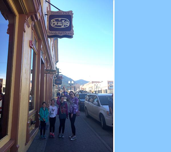 Beau Jo's in Idaho Springs
