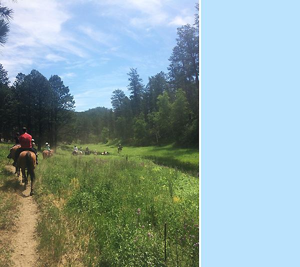 Trail Ride 1
