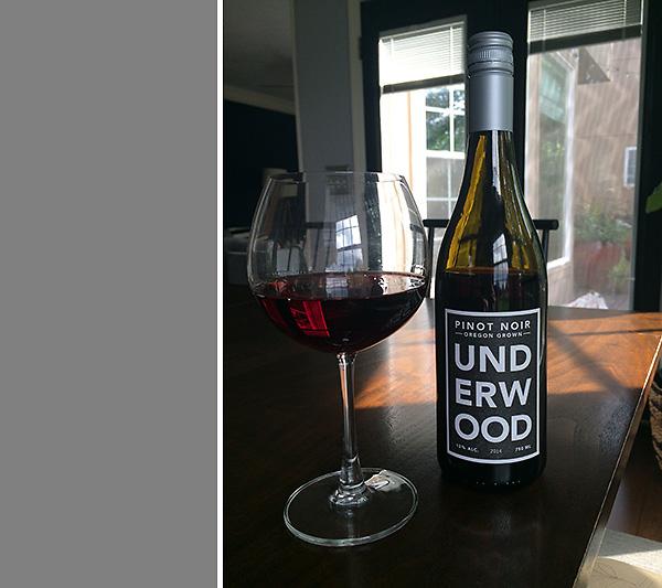 Underwood Pinot Noir