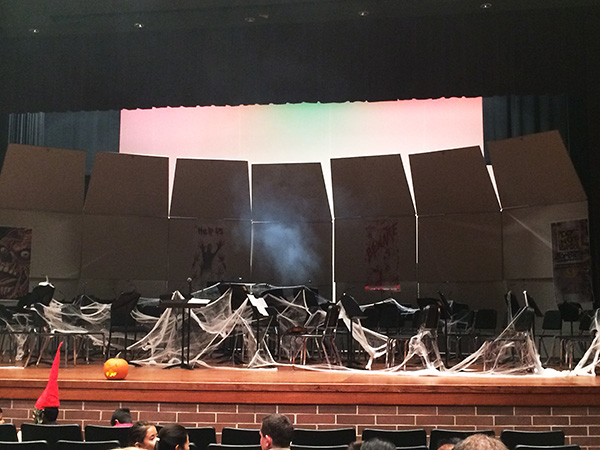 Halloween Orchestra Concert