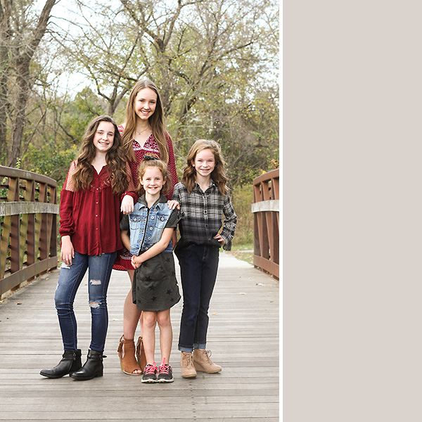Pic of the 4 girls