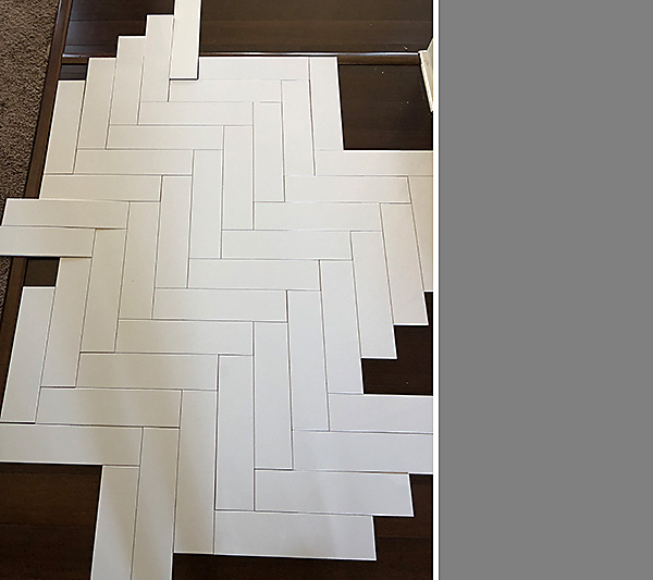 Tile Option #1
