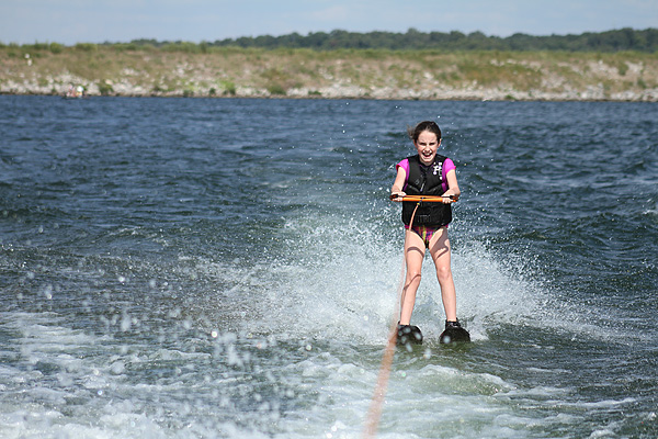 #2 water skiing
