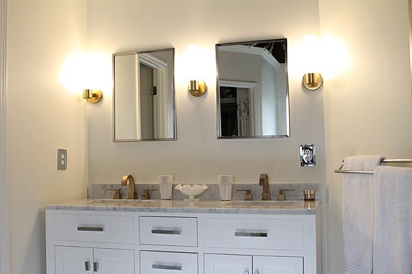 Bathroom Reno Sneak Peek