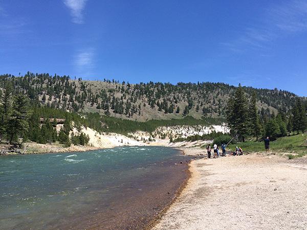 Yellowstone River 1