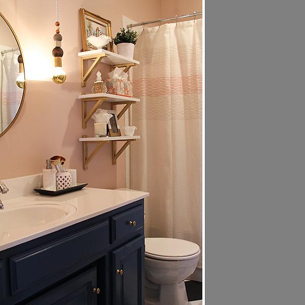 Bathroom Reveal 9