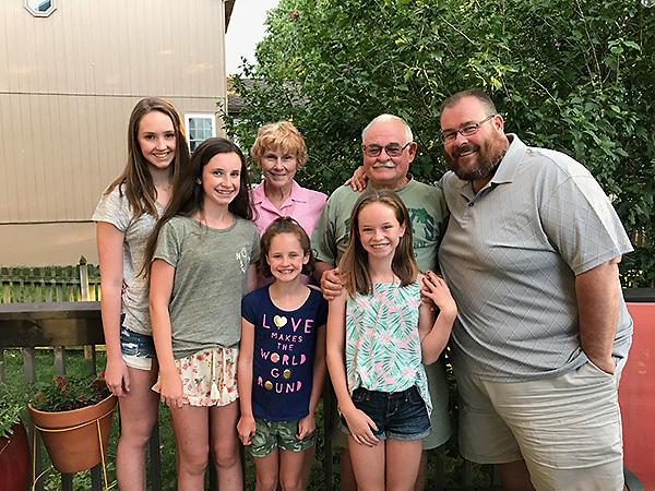 Kids and McGraths