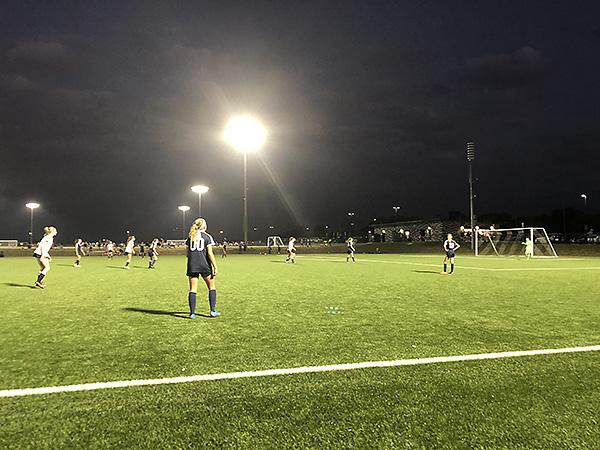 Friday Night Soccer