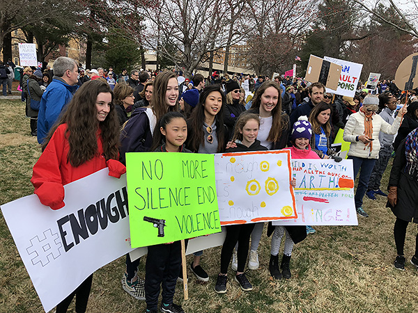 March for our Lives 1