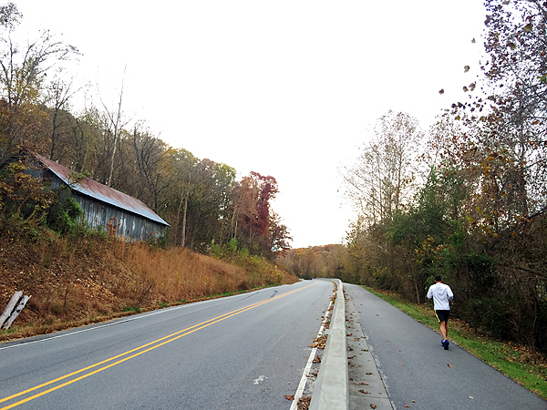 Run in Bentonville, AR
